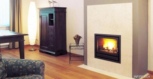 chemin e insert bodart gonay infire 603 604. Black Bedroom Furniture Sets. Home Design Ideas