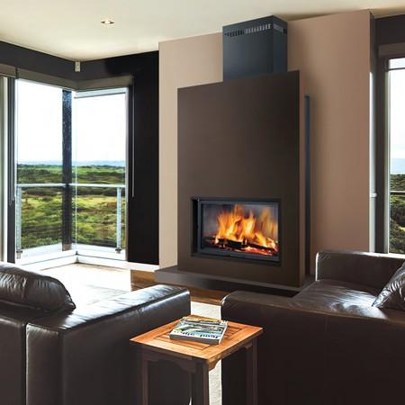 chemin e insert brisach panoramic xl. Black Bedroom Furniture Sets. Home Design Ideas