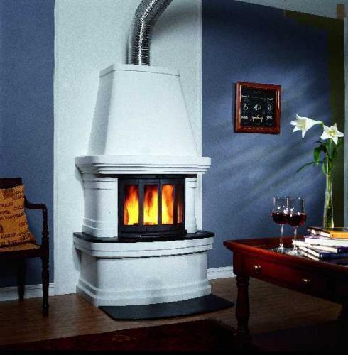 chemin e foyer ferm dovre 2000cbgl. Black Bedroom Furniture Sets. Home Design Ideas
