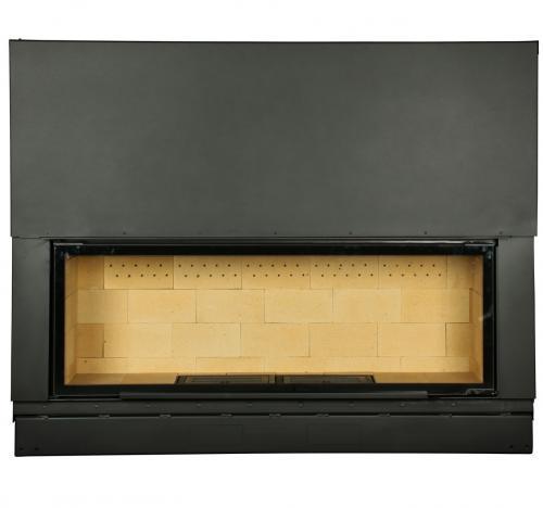 chemin e foyer ferm seguin csd h 1600. Black Bedroom Furniture Sets. Home Design Ideas