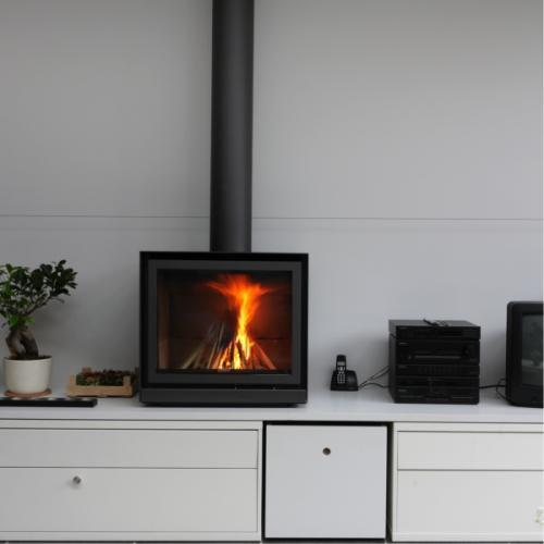 Chemin e insert stuv 1668 cube - Comment choisir un insert de cheminee ...