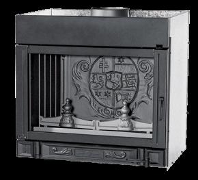 chemin e insert supra 150 c. Black Bedroom Furniture Sets. Home Design Ideas