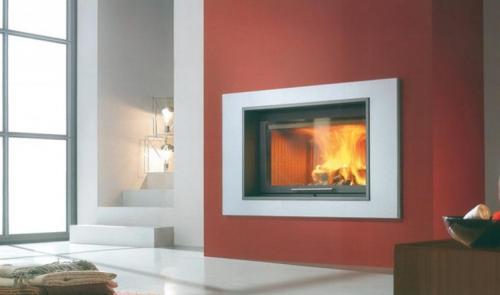 Chemin e insert wanders france light 02 - Comment choisir un insert de cheminee ...